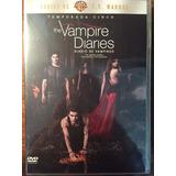 Dvd The Vampire Diaries Season 5 / Temporada 5