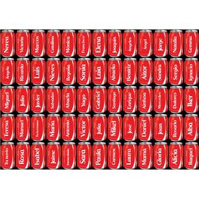 Coca Cola Nombres Nueva Lata De Colección Migue