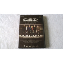 Csi Las Vegas Capitulos 1-4 Primera Temporada Disco 1 Dvd