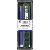 Memória Kingston Ddr2 2gb 800mhz Pc2 6400 Lacrada No Blister