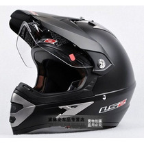 Casco Ls2 Mx433 Cross Con Visor Single Mono Devotobikes 433