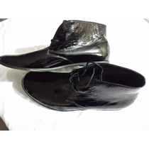 Zapatos Charol Casuales Fashion Bed-stu 100% Genuinos