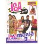 Revista Pôster Isa Tkm +justin Bieber +luan Santana +restart