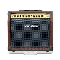 Multi Amplificador Wenstone Age25 Electrica Criolla Teclado
