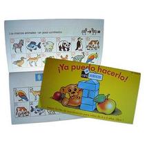 Cuaderno Preescolar Ya Puedo Hacerlo 1 4+ Método Arco Eduke