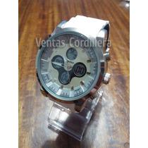 Reloj Bistec Analogo&digital,cronómetro,alarma,fecha,wr