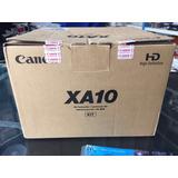 Camara Compacta Profesional Marca Canon Modelo Xa10