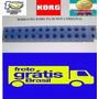 Borracha Korg Pa-50/pa-50sd Etc... Nova Original C/garantia