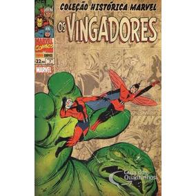 Coleção Histórica Marvel Os Vingadores 7 Panini