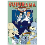 Futurama - Volumen 2 (2000) 4 Dvds