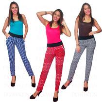 Pantalones Blusas Para Dama Leggingns Vestidos Crop Top