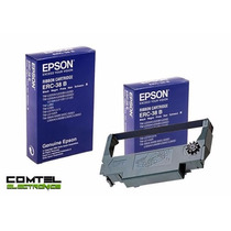 Cinta Epson Erc-38b Impresora Matricial Tmu-220, Pf-220