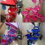 Triciclo Infantil Com Cobertura E Pedal Produto Novo