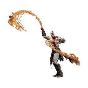 Dios De La Guerra Kratos 7 \figura De Acción