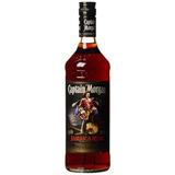 Captain Morgan Jamaica Rum Black 700 Ml - Importado