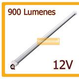 10 Piezas Barra Tubo Led Neon Base Aluminio 12v 900 Lumenes