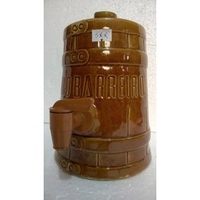 Barril Antigo Pinga Cachaça Velho Barreiro Cerâmica 51