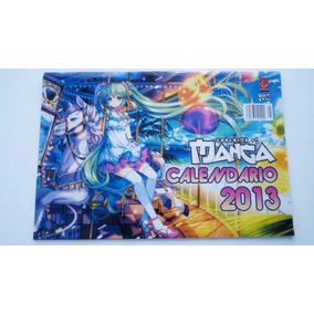 Conexion Manga Calendario 2013