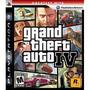 Ps3 - Grand Theft Auto Iv - Nuevo Y Sellado - Ag