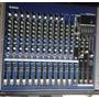 Consola Yamaha 16/6 Fx En Buen Estado Con Efectos