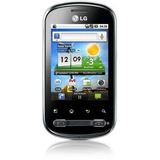 Lg P350 Optimus Me - Android 2.2 3g Wifi Touch Gps Câm 3mp