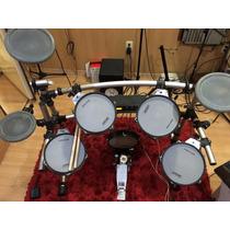 Bateria Eletronica Staff Drums Vws 9 + D4 Alesis