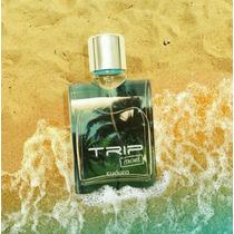 Trip Itacaré Deo Colônia Masculino Perfume Da Eudora 95ml