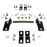 Kit Fixação E Ferragens Crf 230 P/ Adaptação Motos Nacionais