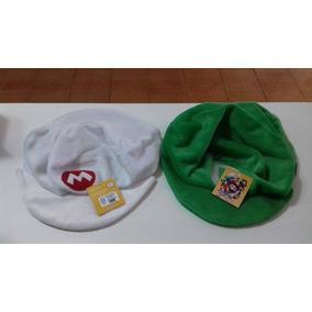 Chapéu Touca Do Mário - Original 100% Algodão