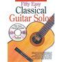 Libro De Tablaturas Para Guitarra Clasica +cd