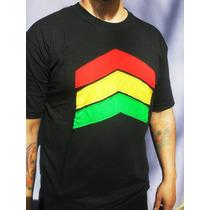 Remeras Reggae Sativa Jamaica Rasta Bob Marley