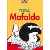 Toda Mafalda Quino Ed De La Flor