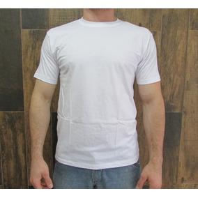 Camiseta Algodão Lisa Fio 30/1 Penteada