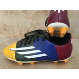 Botines Niño adidas F5 Messi Impecables