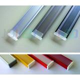 Perfil Aluminio 1 Metro Para Tira De Led 3528 5050 5630