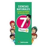 Ciencias Naturales 7 Cdad. De Bs.as Santillana Conocer+