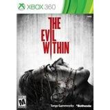 The Evil Within Incluye Fighting Pack Xbox 360 Nuevo Citygam
