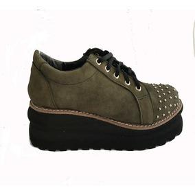 Zapatillas Urbanas Dama Cuero, Muy Livianos Calidad Premium
