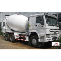 Howo Camion Mixer 6x4 340 Hp 0km