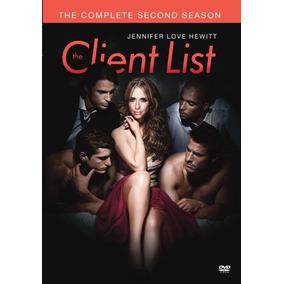 Client List Temporada 2 Dos Serie De Tv Importada Dvd