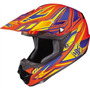 Casco Motocross Cl-x6 Fulcrum Mc6 Talles S O L