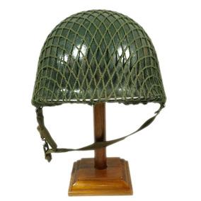 Rede Camuflagem Para Capacete M1 Segunda Guerra Mundial