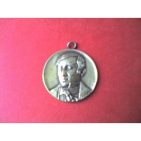 Medalla Uruguay Homenaje Héroe Misiones General Rivera 1928