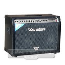 Amplificador Wenstone Ge-1200 E Twin Con Parlantes Eminence