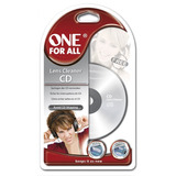 Cd Limpiador De Lentes - One For All