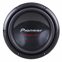 Subwoofer Pioneer Alto Falante 10 Ts-w260s4 (4ohms) 350rms
