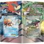 Pokémon Arena De Batalha Keldeo Vs Rayquaza Jogo Deck Cards