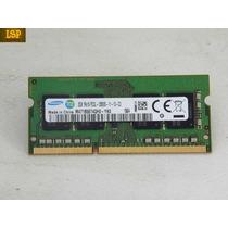 Memoria Ram Ddr3 Samsung 2gb 1600mhz Para Laptop Y Mini Lapt