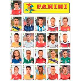 Figurinhas Copa Do Mundo 2014 Kit Extra Recall Convocados