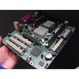 Placa Intel 845 Epi Buen Estado Y Procesador Pentium4 Regalo